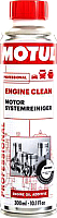 Присадка Motul Промывка двигателя Engine Clean / 108119 (300мл) -