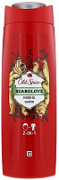 Гель для душа Old Spice Bearglove 2 в 1 (400мл) -