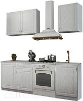 Готовая кухня ДСВ Гранд 1.5 (белый) -