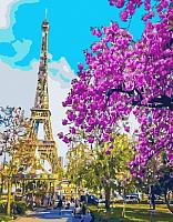 Картина по номерам Picasso Цветущий Париж (PC4050440) -