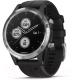 Умные часы Garmin Fenix 5 Plus / 010-01988-11 (серебристый/черный) -