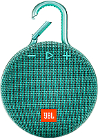 Портативная колонка JBL Clip 3 Teal (бирюзовый) -
