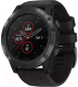 Умные часы Garmin Fenix 5X Plus Sapphire / 010-01989-01 (черный) -