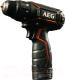 Профессиональная дрель-шуруповерт AEG Powertools BS 12C2LE Li-202X (4935464412) -