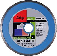 Отрезной диск алмазный Fubag 13200-6 -