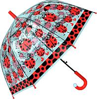 Зонт-трость Ausini VT18-11075 (красный) -