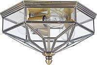 Потолочный светильник Maytoni Zeil H356-CL-03-BZ -