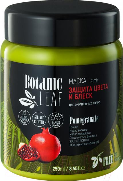 Купить Маска для волос Botanic Leaf, Защита цвета и блеск (250мл), Украина, Защита цвета и блеск (Botanic Leaf)