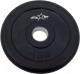 Диск для штанги Starfit BB-202 (1кг, черный) -