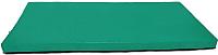 Гимнастический мат KMS sport №6 1x2x0.1м (зеленый) -