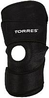 Суппорт колена Torres PRL6006 (регулируемый размер, черный) -