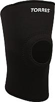 Суппорт колена Torres PRL6004L (L, черный) -