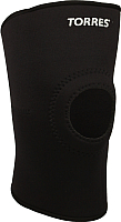 Суппорт колена Torres RL6004S (S, черный) -