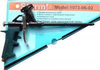 Пистолет для монтажной пены Sturm! 1073-06-02 -