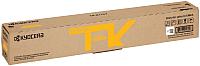 Тонер-картридж Kyocera Mita TK-8115Y / 1T02P3ANL0 -