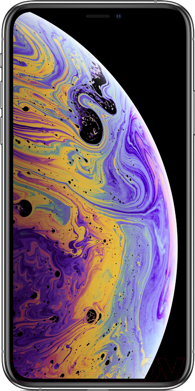 Купить Смартфон Apple, iPhone Xs 64GB / MT9F2 (серебристый), Китай