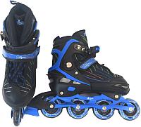 Роликовые коньки Ausini VT18-12019 (M, синий) -