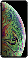 Смартфон Apple iPhone Xs Max 64GB / MT502 (серый космос) -