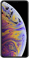Смартфон Apple iPhone Xs Max 256GB / MT542 (серебристый) -