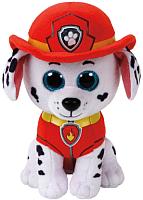Мягкая игрушка TY Paw Patrol Щенок Marshal / 41211 -
