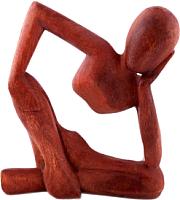 Статуэтка Мир Ротанга Абстракт думающий (30см) -