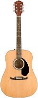 Акустическая гитара Fender FA-125 Dreadnought Natural RW -
