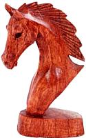 Статуэтка Мир Ротанга Голова лошади (15см) -