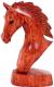 Статуэтка Мир Ротанга Голова лошади (20см) -