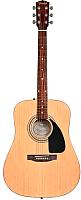 Акустическая гитара Fender FA-115 Dread Pack Natural NRW -