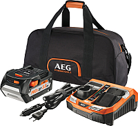 Аккумулятор для электроинструмента AEG Powertools SETL1850BLK (4932451629) -