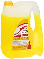 Антифриз Sibiria Желтый G11 / 802165 (5кг) -