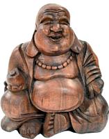 Статуэтка Мир Ротанга Счастливый будда (6см) -