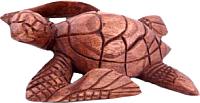 Статуэтка Мир Ротанга Черепаха морская (10см) -