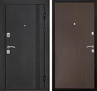Входная дверь ТИТАН Новосел-2 (86x205, правая) -
