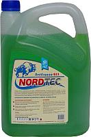 Антифриз Nordtec G11 -40 (5кг, зеленый) -