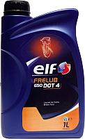 Тормозная жидкость Elf Frelub 650 DOT 4 / 111905 (1л) -