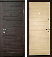 Входная дверь Форпост ПБ-66 (96x205, правая) -