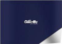 Набор косметики для бритья Gillette Fusion ProShield Chill бритва+5 кассет+гель д/бритья 200мл+подс. -