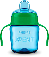 Поильник Philips AVENT SCF551/05 (200мл, голубой) -