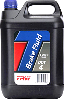 Тормозная жидкость TRW PFB405 (5л) -