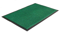 Коврик грязезащитный Kovroff Стандарт ребристый 40x60 / 20106 (зеленый) -