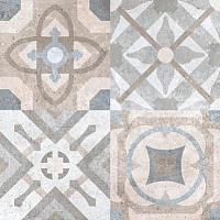 Декоративная плитка Керамин Портланд 3Д (600x600) -
