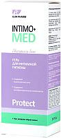 Гель для душа Elfa Pharm Intimo+ Med Protect для интимной гигиены (200мл) -