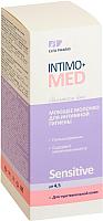 Гель для душа Elfa Pharm Intimo+ Med Sensitive для интимной гигиены (200мл) -