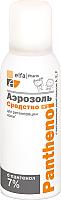 Спрей после загара Elfa Pharm Panthenol средство №1 д/регенерации кожи с витамин. компл. А Е F (150мл) -