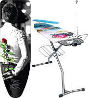 Гладильная доска Ника Гранд / НГ (мужчина с розой) -