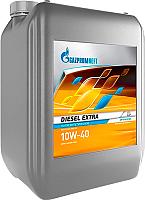 Моторное масло Gazpromneft Diesel Extra 10W40 / 253142306 (10л) -