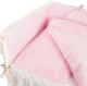 Бортик Martoo Comfy 6 / CM6-1-PN (розовый/бежевый) -
