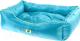 Лежанка для животных Ferplast Jazzy 80 / 81152015 (голубой) -