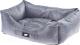 Лежанка для животных Ferplast Jazzy 80 / 81152021 (серый) -
